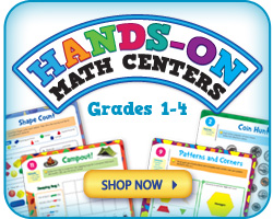 Hands-On Math Centers
