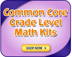 Common Core Grade Level Math Kits