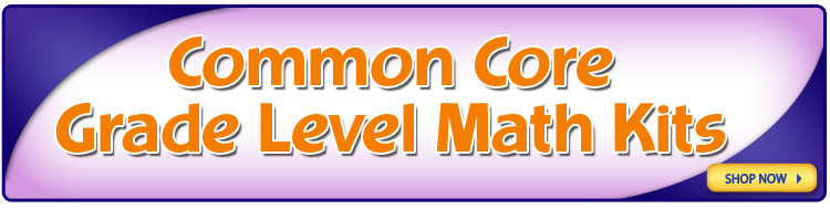 Common Core Grade Level Math Kits