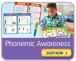 Literacy - Phonemic Awareness