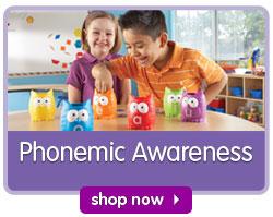 Literacy - Phonemic Awareness