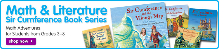 Sir Cumference Book Series