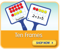 Math - Ten Frames