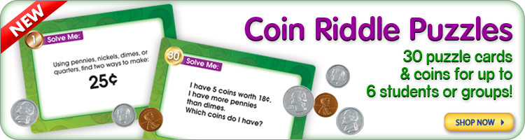 Coin Riddle Puzzles