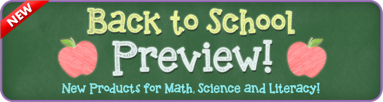 Back to School Preview!