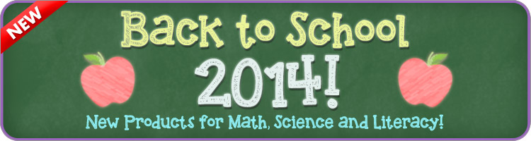 Shop for Back to School 2014!