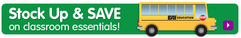 Stock Up and Save on Classroom Essentials!