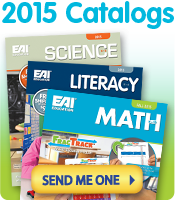 Click here to request an EAI Education Fall 2015 Catalog!