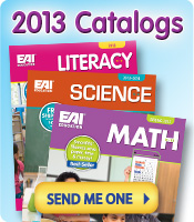 Click here to request an EAI Education Spring 2013 Catalog!