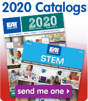 Click here to request an EAI Education Spring 2018 Catalog!