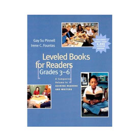 Leveled Books for Readers: Grades K-8