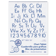 "Chart Tablets: 24"" x 32"" - 1-1/2"" Ruled"