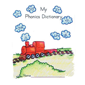 My Phonics Dictionary - Set of 10