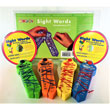 Learning Wrap-Ups® Sight Words Intro Kit - Set of 4