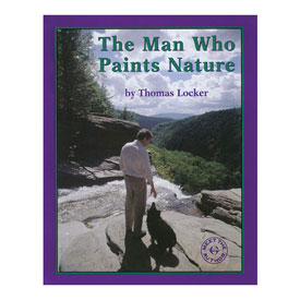 The Man Who Paints Nature