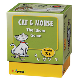 Last One Standing: Cat & Mouse - The Idiom Game