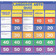 Class Quiz Pocket Chart - Language Arts Add-on Cards: Grades 5-6