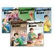 Encyclopedia Brown Series - Set of 5