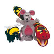 Jolly Phonics Puppets - Set of 3