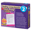 Reading Comprehension Test Prep in a Flash™: Gr. 2