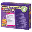 Reading Comprehension Test Prep in a Flash™: Gr. 3