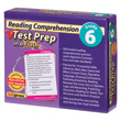 Reading Comprehension Test Prep in a Flash™: Gr. 6