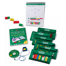 Reading Rods® Fluency & Comprehension Kit - Level 2