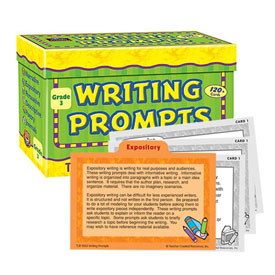 Writing Prompts: Grade 3