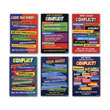 Conflict Resolution Posters - Set of 6