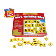 Little Red Tool Box: Magnetic Foam Word-Building Tiles - Set of 233
