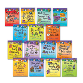 Words are CATegorical® Books - Set of 15