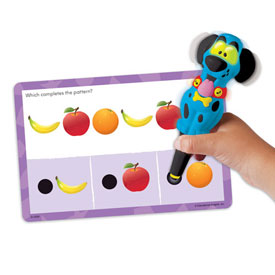 Hot Dots® Jr. Cards: Patterns and Sequencing
