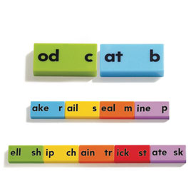 Phonics Dominoes: Blends and Digraphs