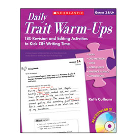 Daily Trait Warm-Ups: Grades 3 and Up