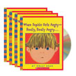 When Sophie Gets Angry – Really, Really Angry... - Read Along Set (4 Books & 1 CD)