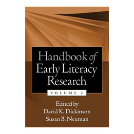 Handbook Of Early Literacy Research - Volume 2