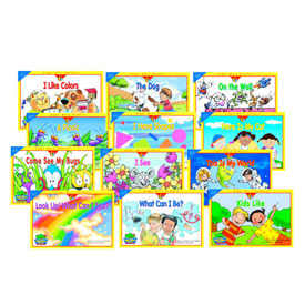 Sight Word Readers: Grades 1-2 Variety Pack - Set of 12