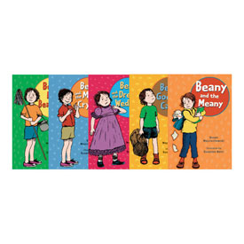 Beany Series - Set of 5
