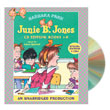 Junie B. Jones Audio Collection: Books 1-8 (CD)