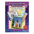 Document-Based Questions for Reading Comprehension and Critical Thinking: Gr 5