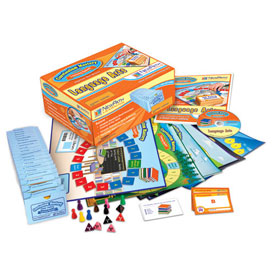 Language Arts Curriculum Mastery Game: Grade 6 - Class-Pack