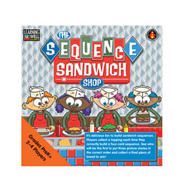 Learning Well® Sequence Sandwiches: Picture Sequences