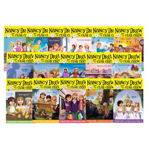 Nancy Drew Mysteries Lot of 37 Nancy Drew Books Flashlight Series NICE