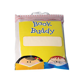 "Book Buddy Bags - 11"" x 16"" - Set of 5"
