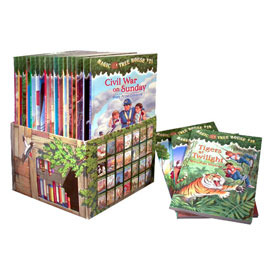 Magic Tree House Series: Books 1-28