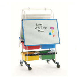 Royal® Reading Writing Center w/Tubs