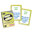 I Have, Who Has? Odd Word Out: Long Vowel Words Game: Grades 1-2