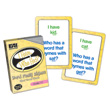 I Have, Who Has? Word Family Rhymes: Short Vowel Words Game: Grades 1-2