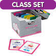 I Have, Who Has? Literacy  Game, Classroom Set: Grades 1-2: Set of 7