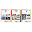 Learn to Read Workbook Set of 3: Levels C-F Volume 1